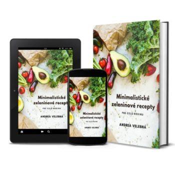 minimalistické zeleninové recepty